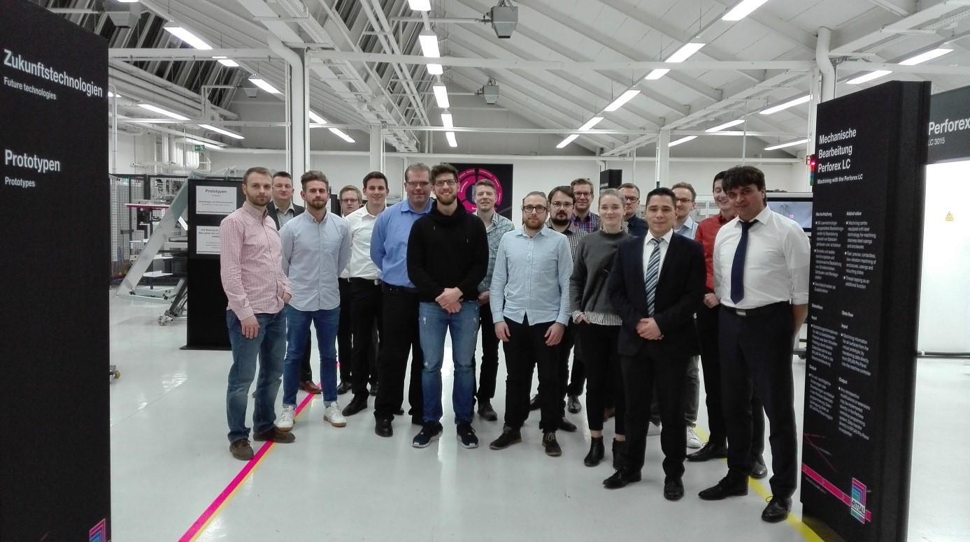 Rückblick: Besichtigung des Innovation Centers von Rittal – XPlus ...