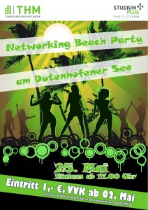 Networking BeachParty