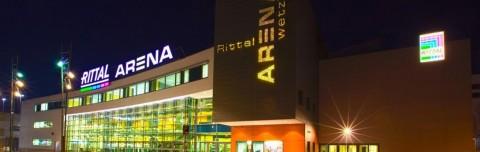 Das erste Mal – StudiumPlus @Rittal-Arena